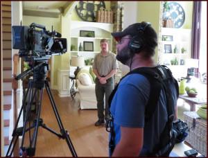 HGTV Behind Scenes
