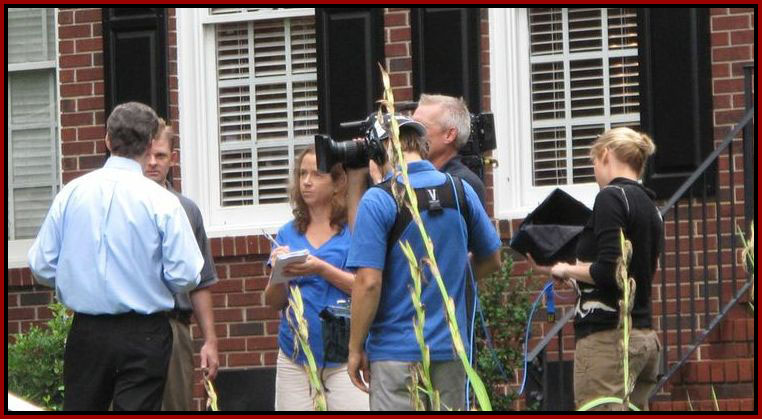 Filming HGTV House Hunters in Greenville SC