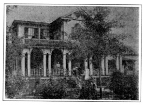 Earle Town House c. 1900 Credit: Wikipedia