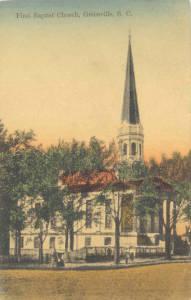 First Baptist Church Credit: wikipedia