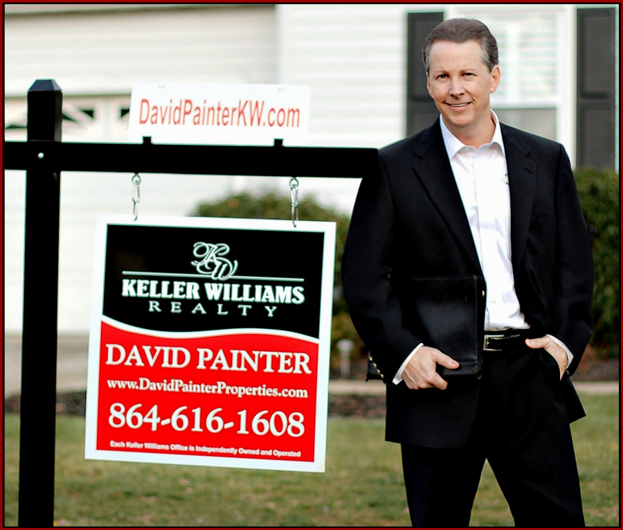 David Painter Greenville Realtor