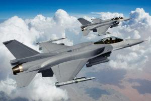 Lockheed Martin F-16V Credit: Lockheed Martin